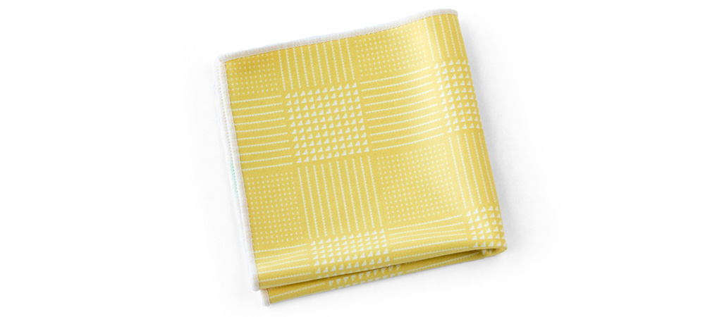 hanky_plaid_yellow