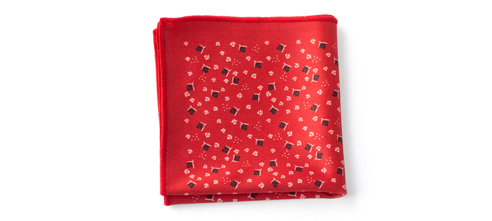 hanky_floral_red