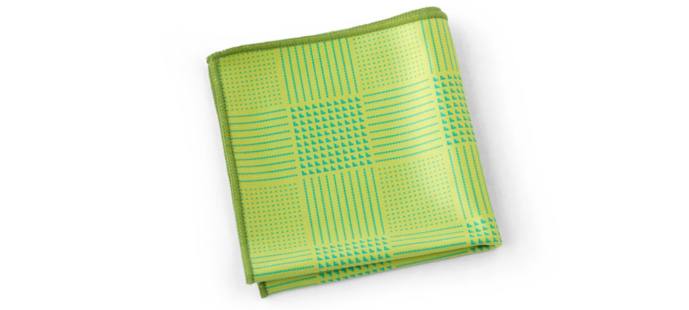 hanky_plaid_green