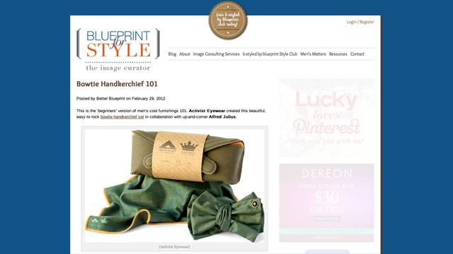 Press blueprint for style activist eyewear press blueprint for style malvernweather Choice Image